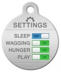 image: Canine Interface Settings ID Tag
