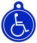 image: Handicapped Symbol