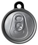 Soda Pop Top Pet ID Tag