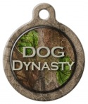 image: Dog Dynasty Pet ID Tag