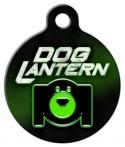 [image] Dog Lantern Pet ID Tag