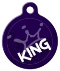 image: Urban King Pet ID Tag