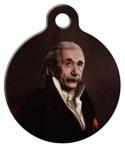 image: Einstein Pet ID Tag