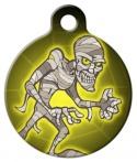 image: Sinister Mummy Pet ID Tag