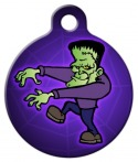 image: Freaky Frankenstein Pet ID Tag