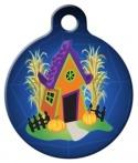 image: Spooky Haunted Dog House