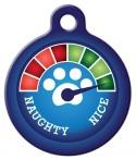 image: Christmas Meter - Very Nice! Pet ID Tag