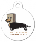 image: Dachshunds Anonymous Tag