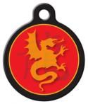 image: Chinese Zodiac - Dragon Custom Tag