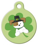 image: Pup of the Irish ID Tag  for Dogs