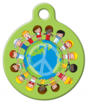 image: Global Children Pet ID Tag