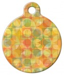 Geometrics Dog Tag for Dogs