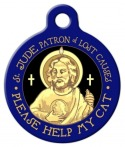 image: St. Jude Patron of Lost Causes Please Help My Cat