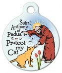 St. Anthony of Padua, Protect My Cat