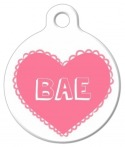 image: BAE Valentine's Day Tag