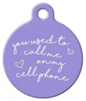 image: Hotline Bling Pet ID Tag