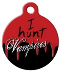 image: Vampire Hunter ID Tag