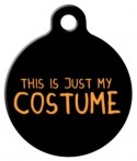 image: Costume Personalized Dog Tag