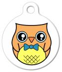 image: Professor Owl Custom ID Tag