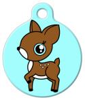 image: Little Fawn Custom DogTag