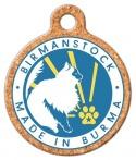 image: Birmanstock Cat ID Tag