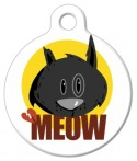 "image: Boots ""Meow"" Cat Tag"
