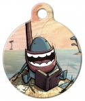 image: At Peace Pet ID Tag