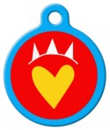 Loyal Love Pet ID Tag