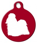 Shih Tzu Pet Tag