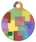 Square Pet Tag
