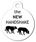 The New Handshake Pet ID Tag