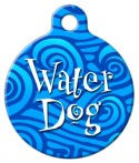 Water Dog Tag