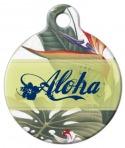 image: Aloha Pet ID Tag