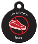 Allergy Tag for Beef