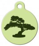 image: Bonsai Tree Pet ID Tag