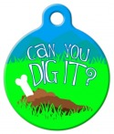 image: Can You Dig It Tag?