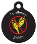 Allergy Tag for Gluten