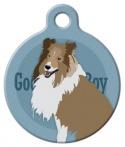 Image: Good Boy Collie or Shetland Sheepdog