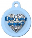 Image: Whos Your Doggie Dog ID Tag