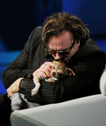 Top 5 Celebrity Dog Names - Mickey Rourke
