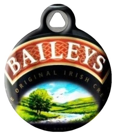 Bailey S Irish Cream Dog Tag Art
