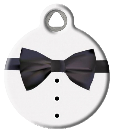 Bond, James Bond Pet Tag
