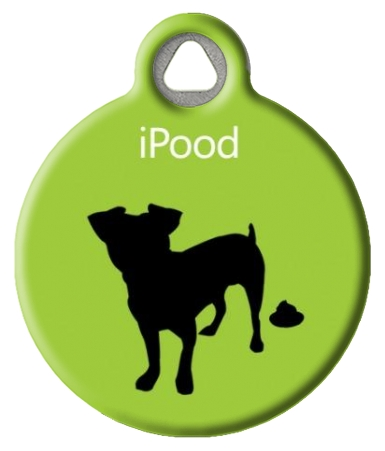 iPood Pet ID Tag