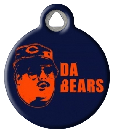 Da Bears - Chicago Bears ID Tag