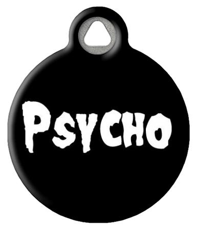 Psycho ID Tag