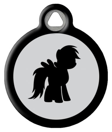 Little Pony Custom Dog Tag