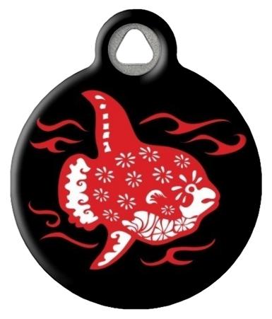Ocean Zodiac: Mola, Sun Fish