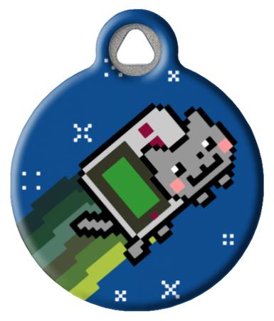Video Game Nyan Cat Pet ID