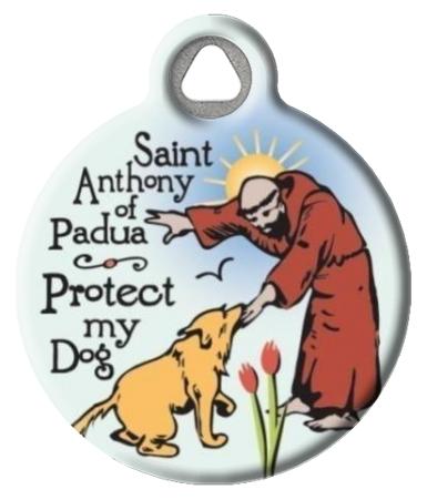 Saint Anthony of Padua, Protect My Dog