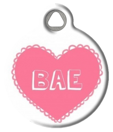 BAE Valentine's Day Tag